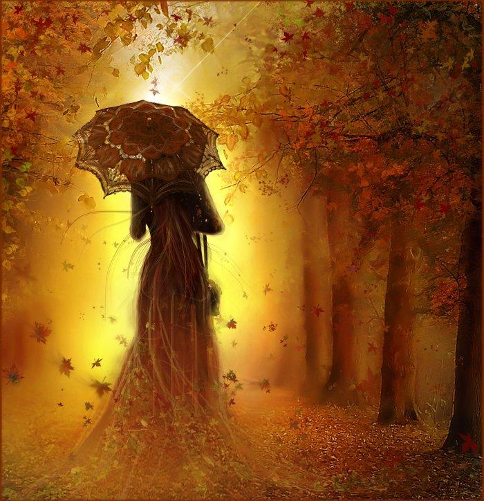 красивые картинки об осени